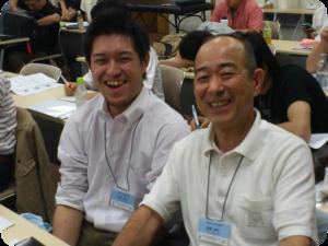 ミキカイロ院長・斉藤先生とセミナーにて